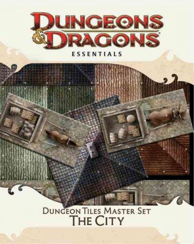 Dungeon Tiles Master Set: The City (Game)