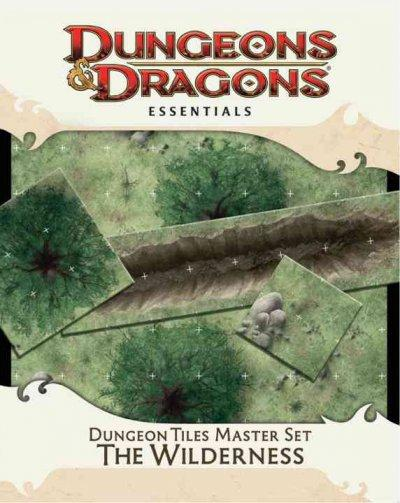 Dungeon Tiles Master Set - The Wilderness (Toy) - Thumbnail 0