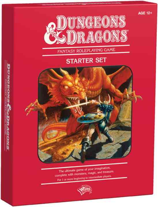 Dungeons & Dragons Fantasy Roleplaying Game: Starter Set (Game) - Thumbnail 0