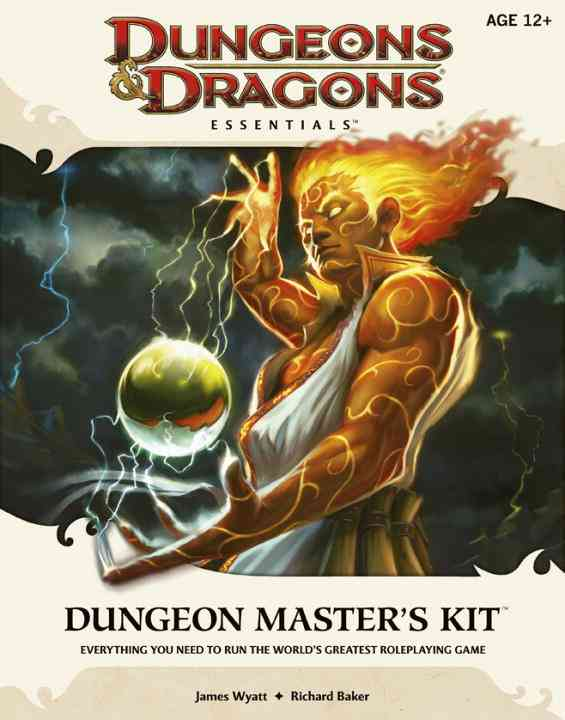 Dungeon Master's Kit: Everything You Need to Run the World's Greatest Roleplaying Game (Game)