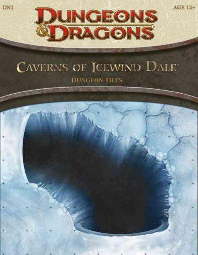 Caverns of Icewind Dale - Dungeon Tiles (Hardcover) - Thumbnail 0