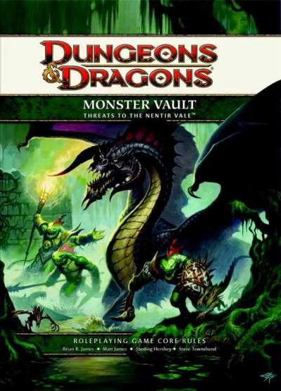 Monster Vault: Threats to the Nentir Vale (Game)