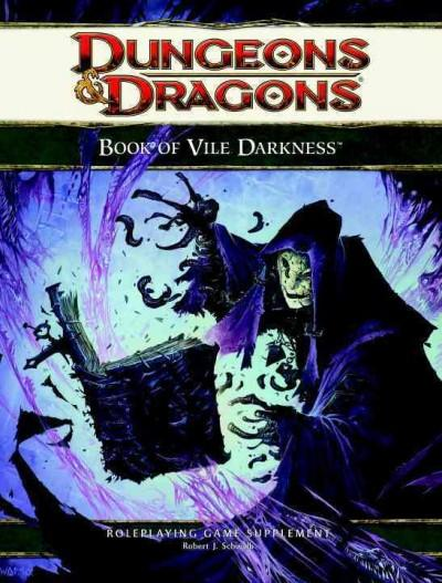 The Book of Vile Darkness: Roleplaying Game Supplement