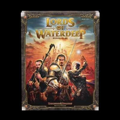Lords of Waterdeep (Game) - Thumbnail 0