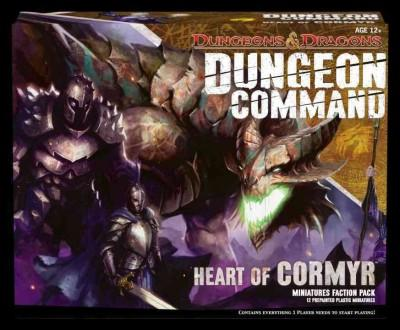 Dungeon Command: Heart of Cormyr Miniatures Faction Pack (Game) - Thumbnail 0