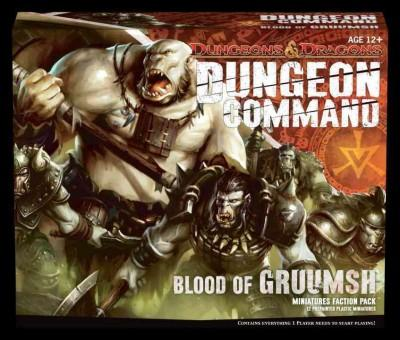 Dungeon Command: Blood of Gruumsh (Game) - Thumbnail 0