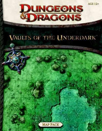 Vaults of the Underdark Map Pack (Sheet map) - Thumbnail 0
