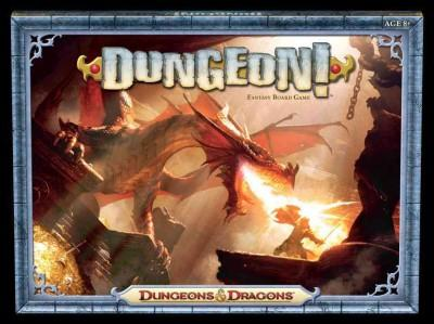 Dungeon! Fantasy Board Game (Game) - Thumbnail 0