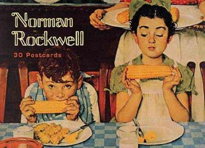 Norman Rockwell: 30 Postcards (Postcard book or pack)