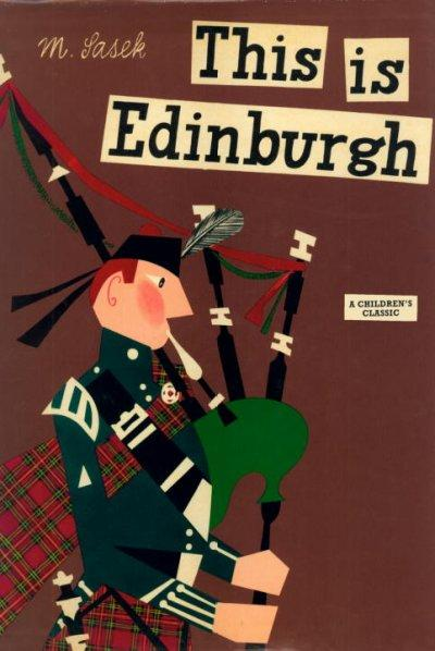 This Is Edinburgh (Hardcover) - Thumbnail 0