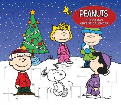 Peanuts Christmas Advent Calendar (Calendar)
