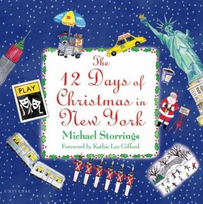 The 12 Days of Christmas in New York (Hardcover)