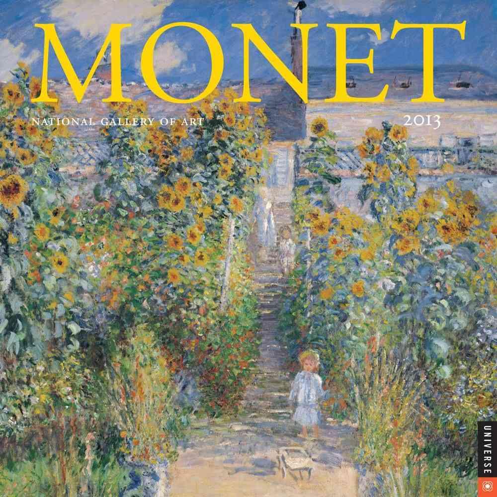 Cal Monet 2013