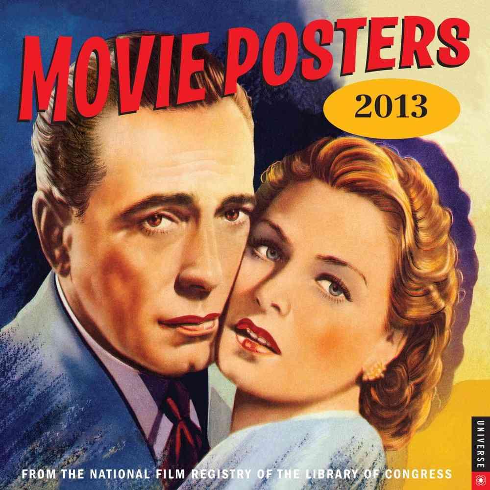 Movie Posters 2013 Calendar (Calendar)