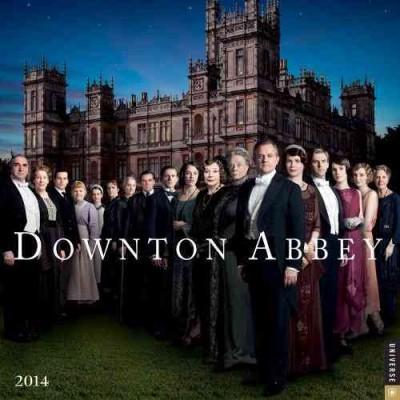 Downton Abbey 2014 Calendar (Calendar)