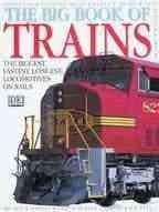 Big Book of Trains (Hardcover)