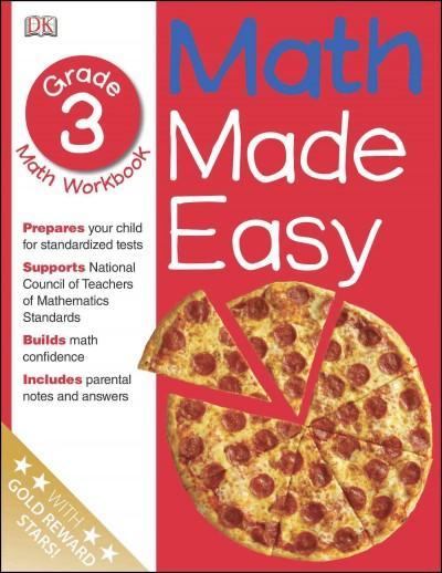 Math Made Easy: Grade 3 (Paperback)