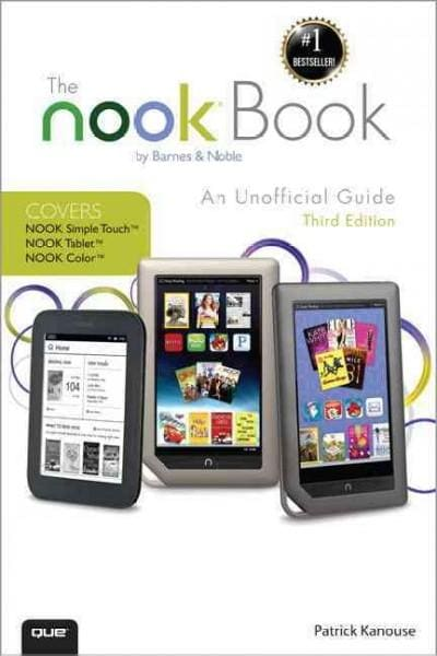 The Nook Book: An Unofficial Guide (Paperback)