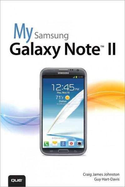 My Samsung Galaxy Note II (Paperback)