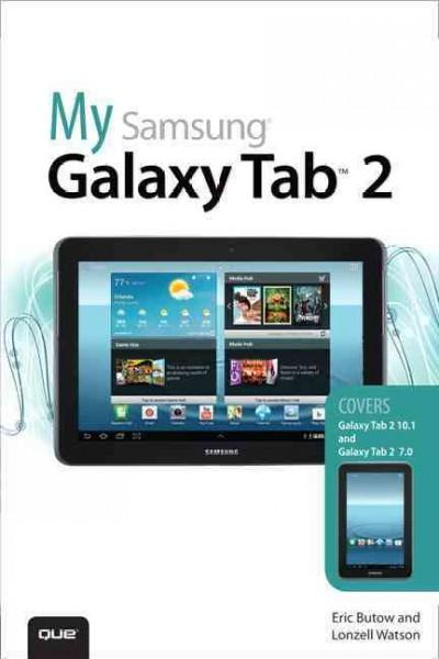 My Samsung Galaxy Tab 2 (Paperback)