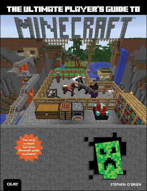 The Ultimate Player's Guide to Minecraft (Paperback) - Thumbnail 0