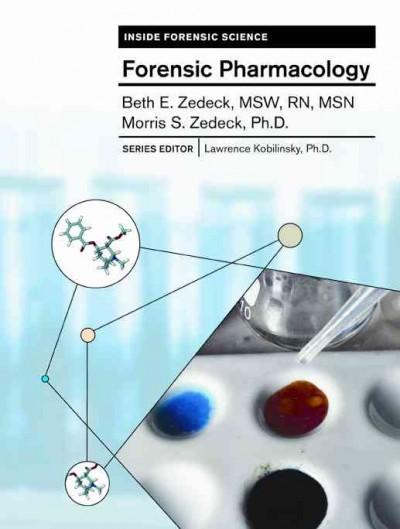 Forensic Pharmacology (Hardcover)