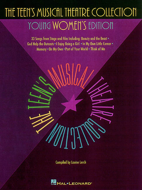 The Teen's Musical Theatre Collection: Young Women's Edition (Paperback)