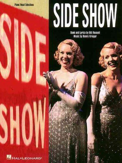 Side Show Vocal Selections (Paperback)