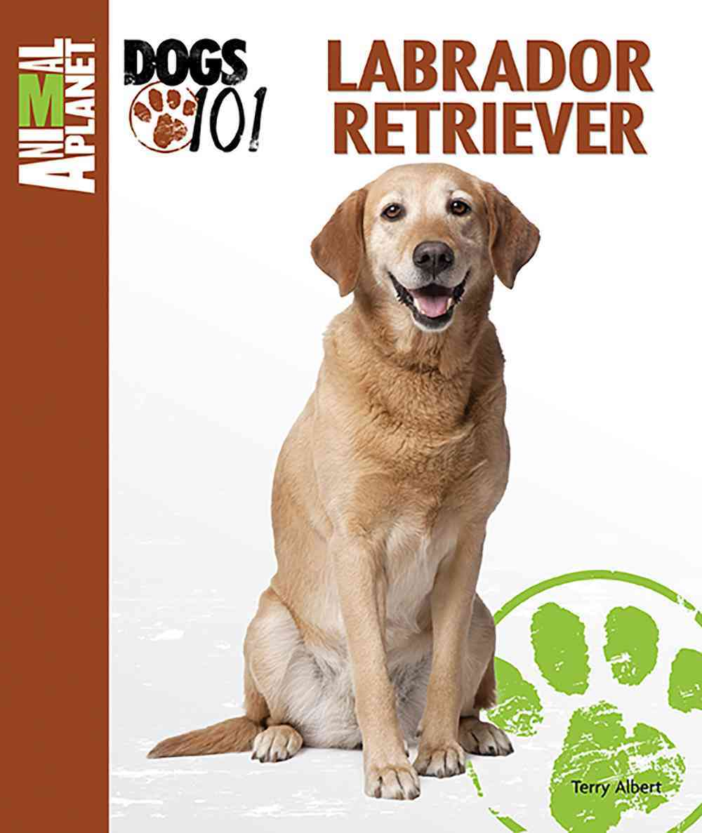 Labrador Retriever (Hardcover) - Thumbnail 0