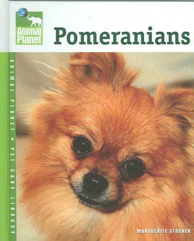 Pomeranians (Hardcover)