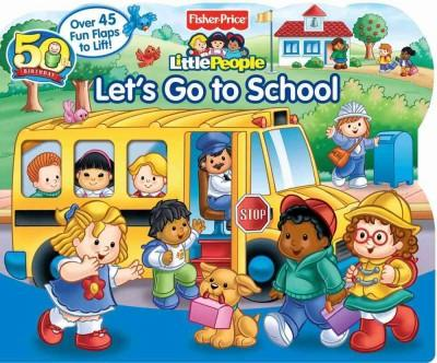Let's Go to School (Board book)