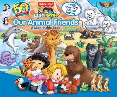 Our Animal Friends (Board book)