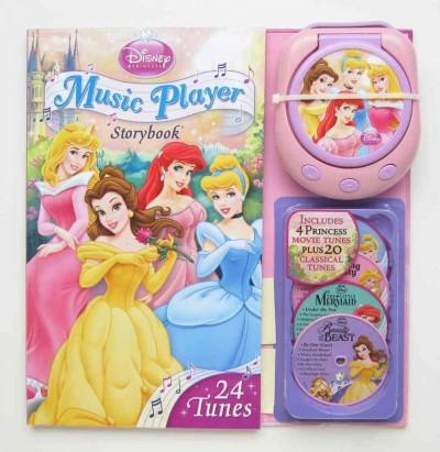 Music Player Storybook: Special Jeweled Edition