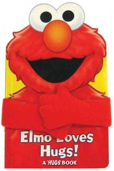 Elmo Loves Hugs! (Board book)