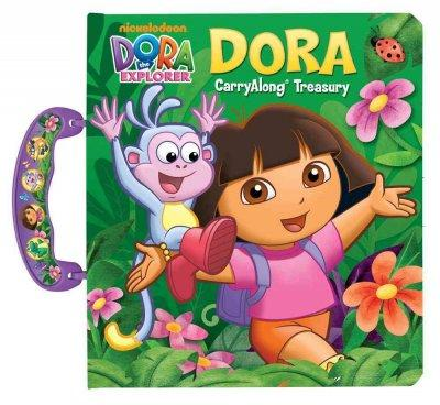 Dora and Friends Carryalong Treasury (Board book)