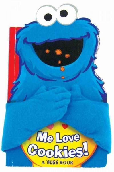 Me Love Cookies! (Board book)