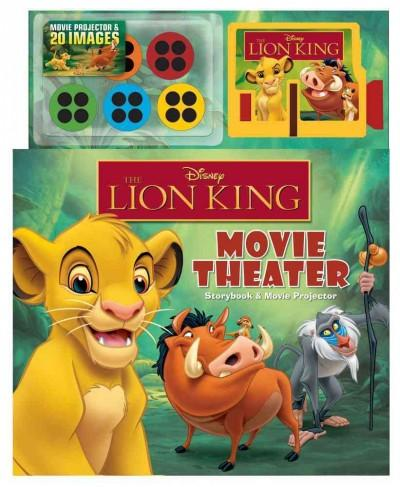 Disney the Lion King Movie Theater: Storybook & Movie Projector (Hardcover)