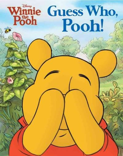 Guess Who, Pooh! (Hardcover)