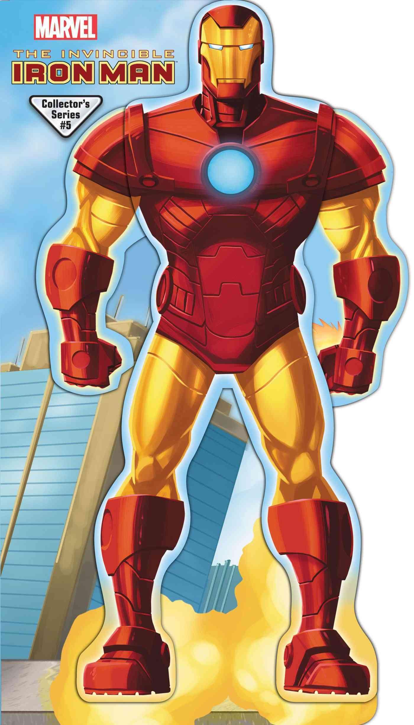The Invincible Iron Man (Board book)