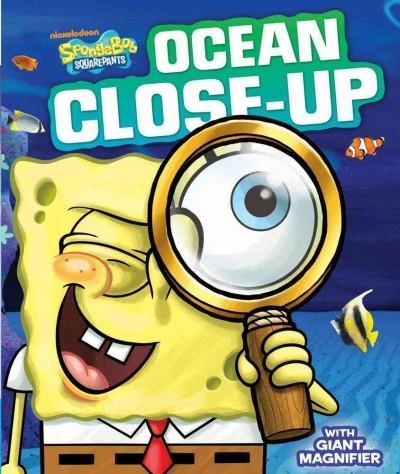SpongeBob Squarepants Ocean Close-Up (Paperback)