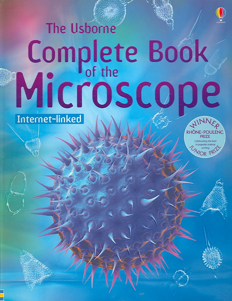 The Usborne Complete Book of the Microscope (Paperback)