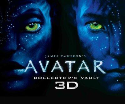 James Cameron's Avatar:Collector's Vault 3D Book