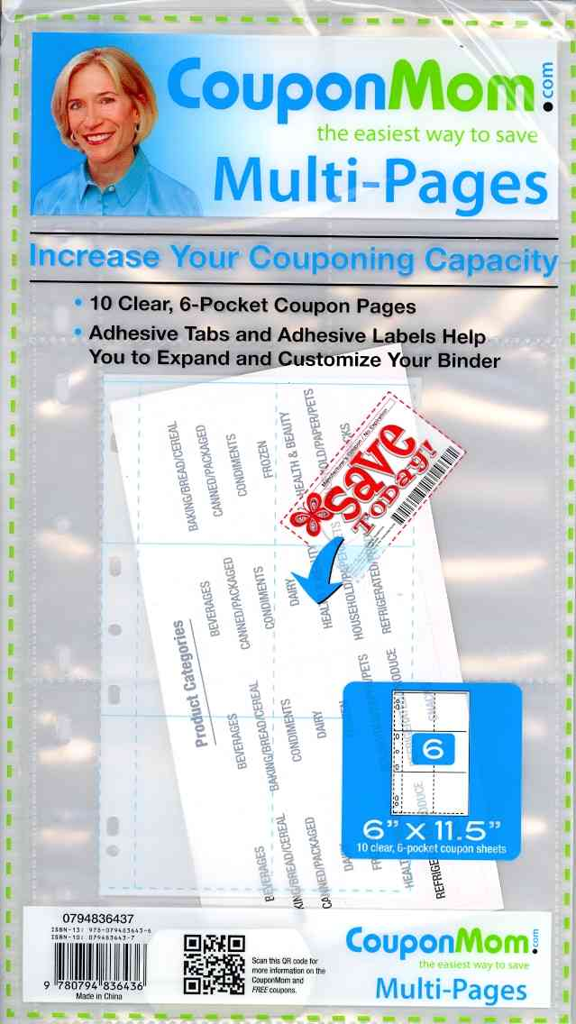Coupon Mom the Easiest Way to Save Multi-Pages: Increase Your Couponing Capacity (Paperback)