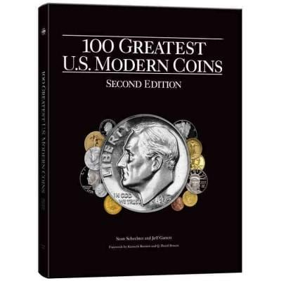 100 Greatest U.S. Modern Coins (Hardcover)