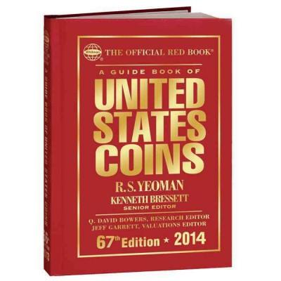 A Guidebook of United States Coins: The Official Red Book (Hardcover)