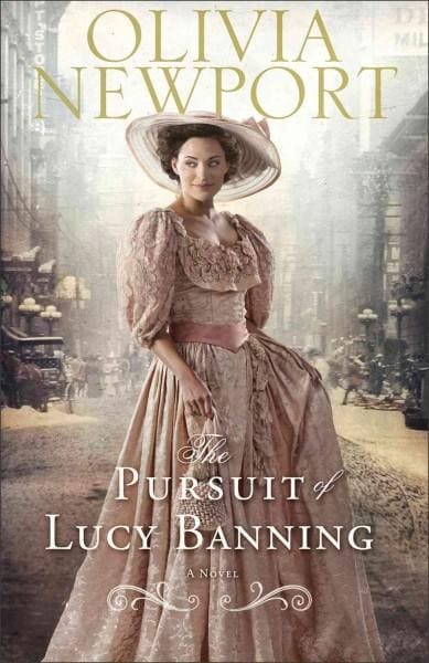 The Pursuit of Lucy Banning (Paperback)