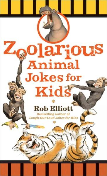 Zoolarious Animal Jokes for Kids (Paperback)