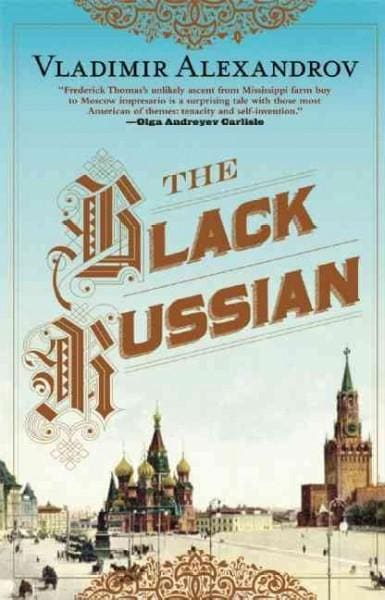 The Black Russian (Hardcover)