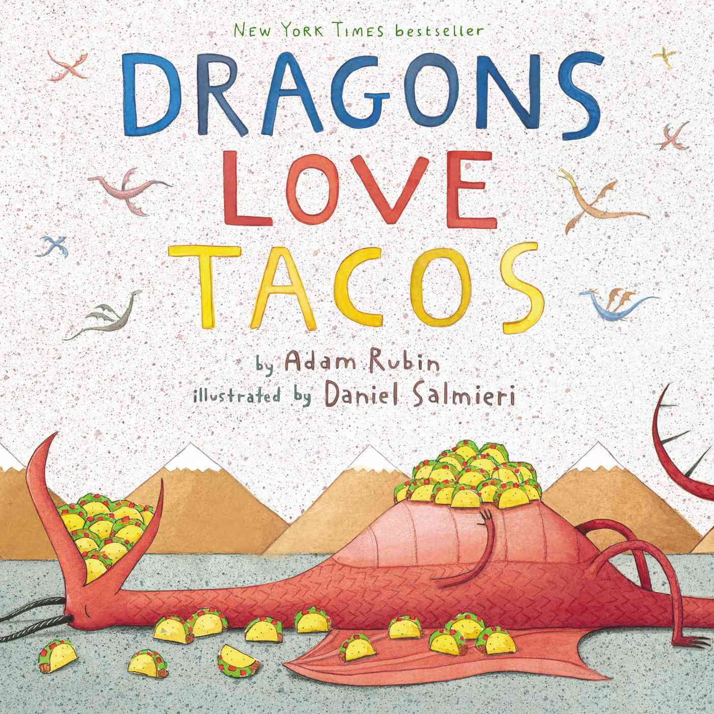 Dragons Love Tacos (Hardcover)