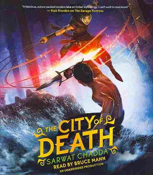 The City of Death (CD-Audio)